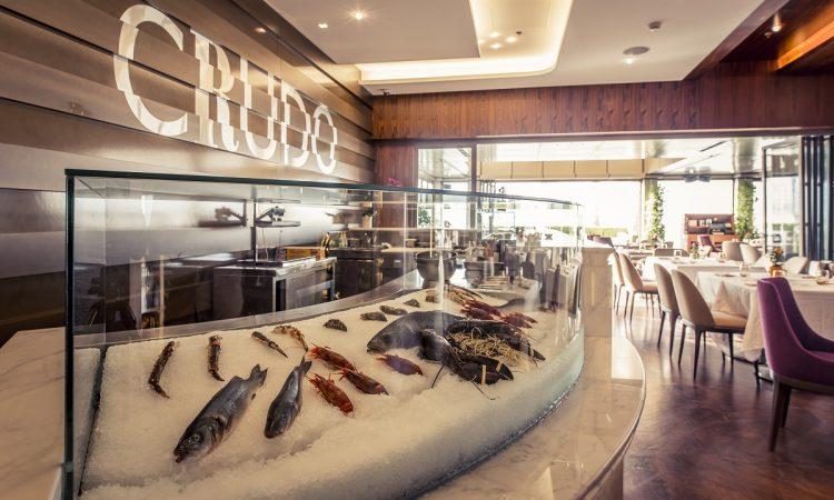 Chef Enrico Bartolini - Roberto's Abu Dhabi