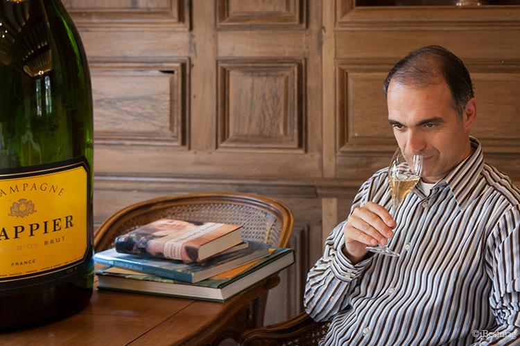 Champagne Drappier - Urville - Michel Drappier