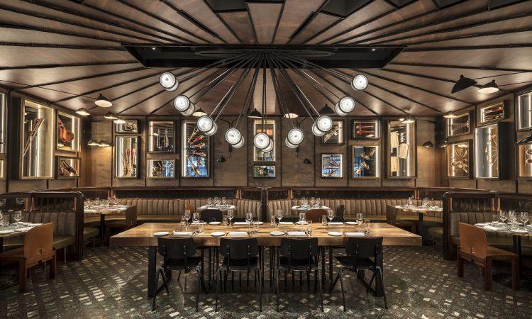 Chef Enrico Bartolini - Spiga Italian restaurant - Hong Kong