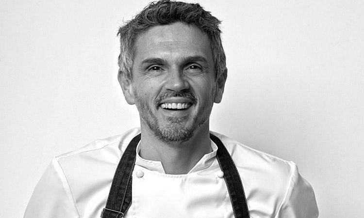 Chef Christophe Adam - Paris