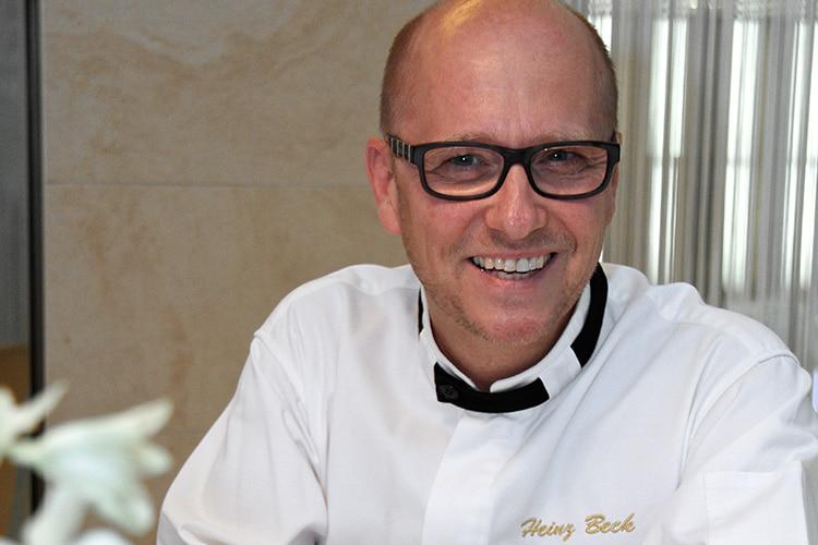 Chef Heinz Beck
