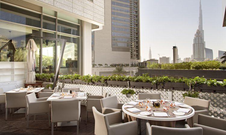 Chef Enrico Bartolini - Roberto's Dubai