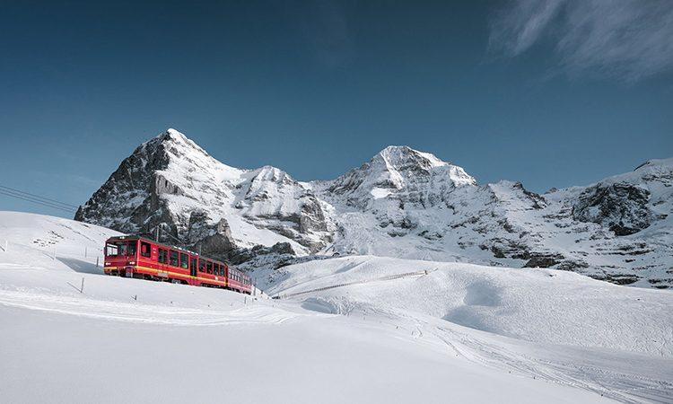Jungfraubahn - Jungfrau Train