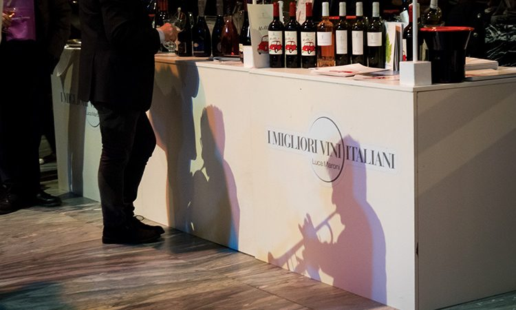 Luca Maroni Best Italian Wines 2018 Rome
