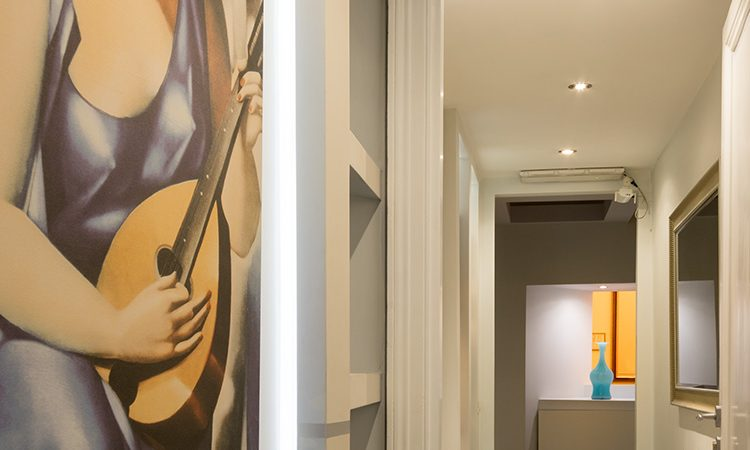 Luxury on the River Rome Design Hotel