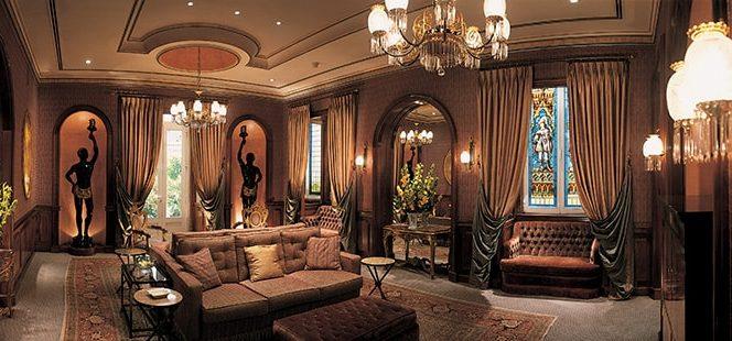 Olissippo Lapa Palace - Eça de Queiroz Lounge