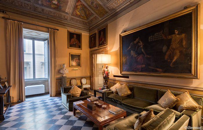 Residence Ruspoli Bonaparte Rome