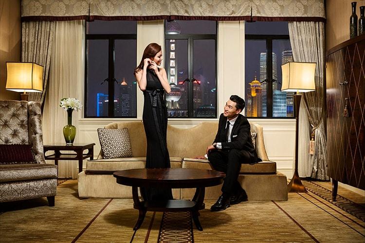 Fairmont Peace Hotel - Shanghai
