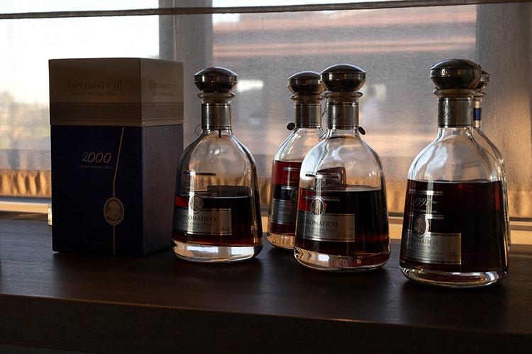 ShowRum - Vertical Tasting Diplomàtico Rum