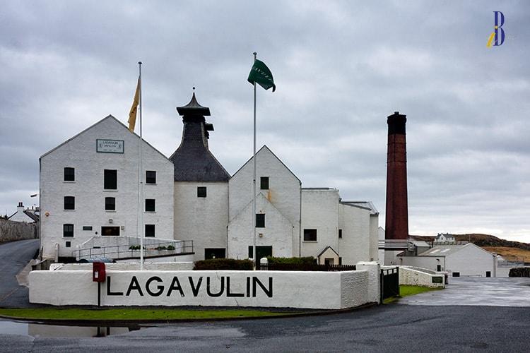Islay - Single Malt - Lagavulin