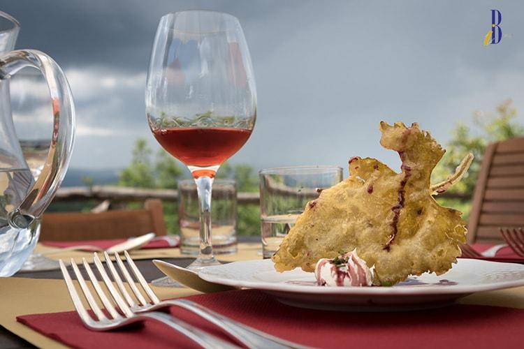 Umbria: Osteria Vitalonga - Chef Marco Basili