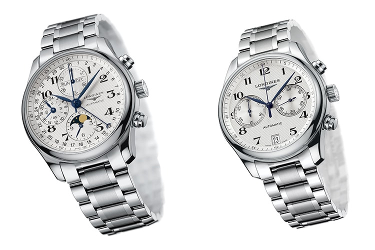 Longines Master Collection 02