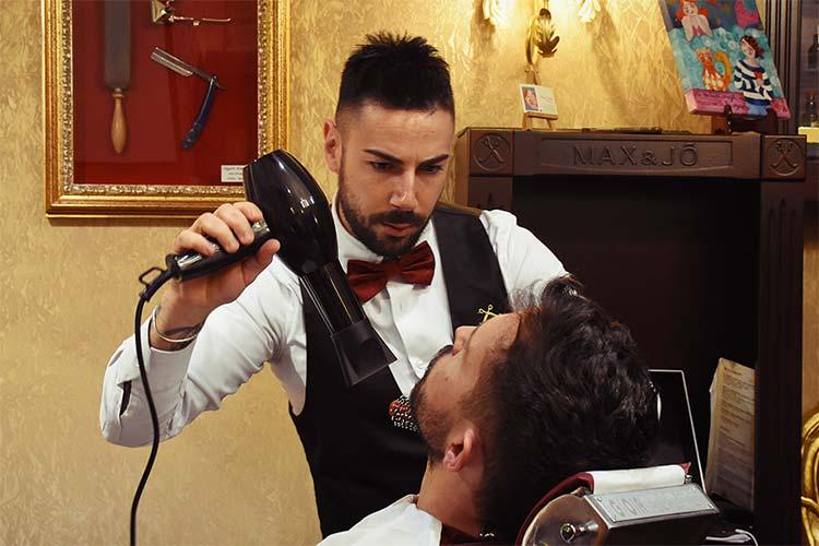 Beard Max&Jò Rome
