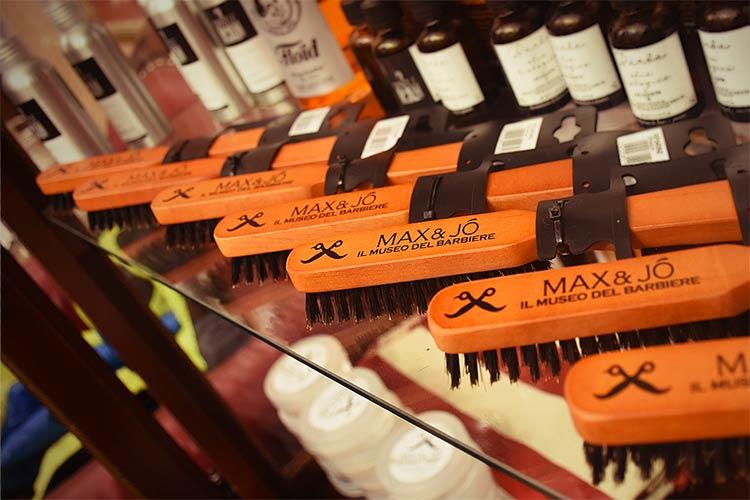 The Barber's Museum Max&Jò Rome