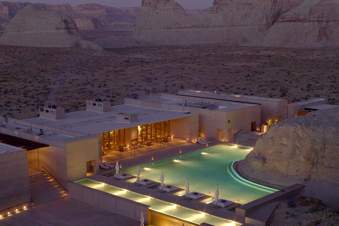 Amangiri Resort – Canyon Point Utah