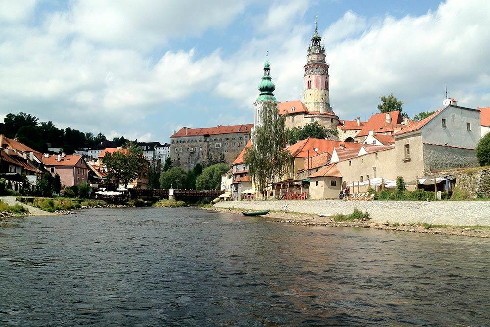 Český Krumlov –  A Bohemian Jewel