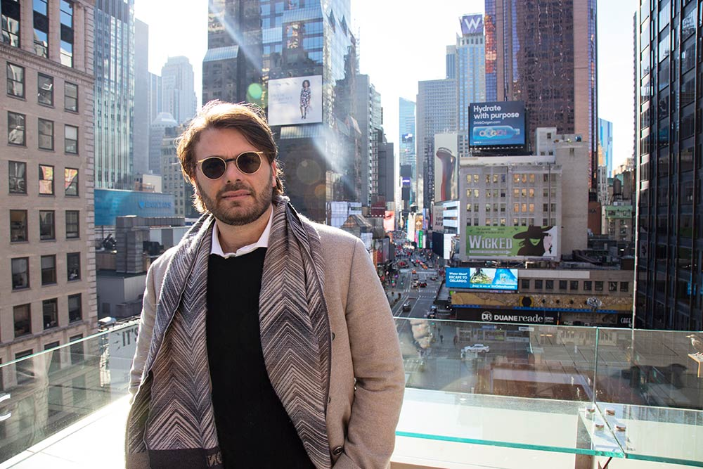 My Journey to New York