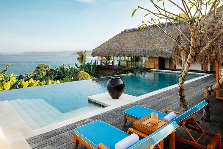 NIHI Sumba Resort - Esternal View by Read McKendree