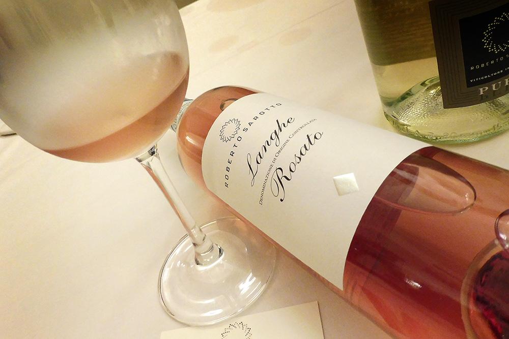 Go Wine the Nebbiolo in Rome - Roberto Sarotto Langhe Rosato