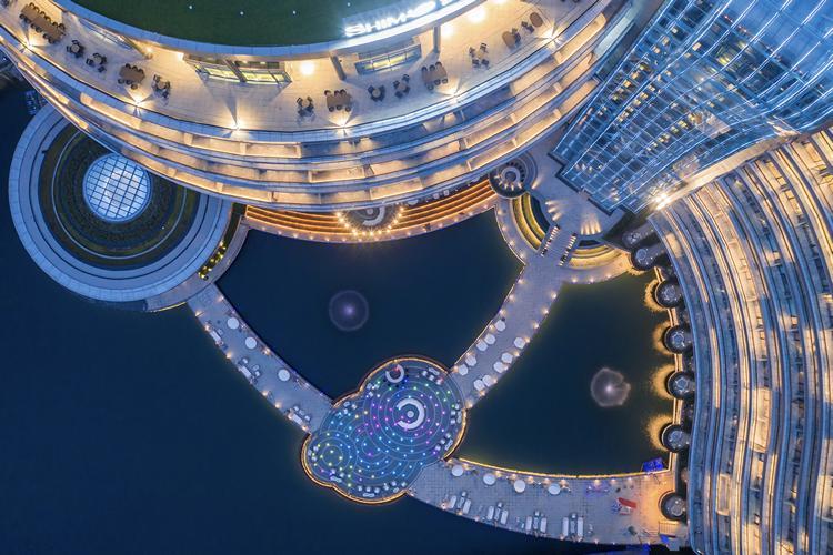 iBESTmag - The exterior of InterContinental Shanghai Wonderland