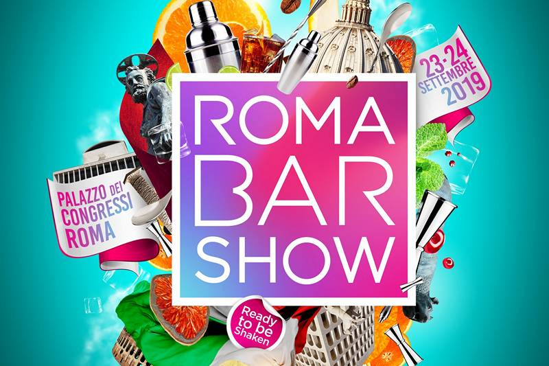 iBESTmag - Roma Bar Show - Cocktail - Cover