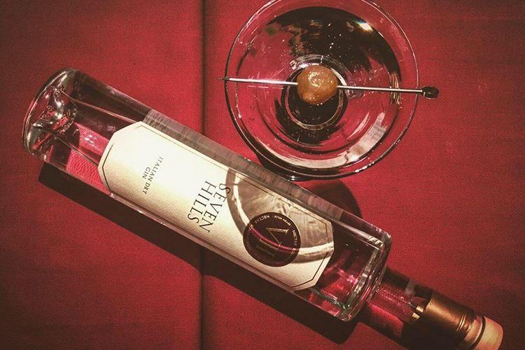 VII Hills Gin inspires 10 Movie Cocktails