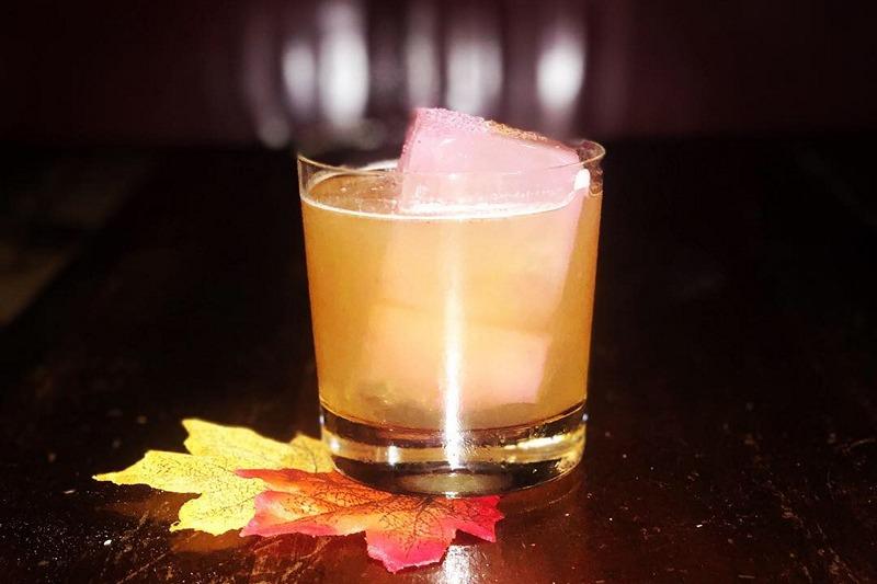 Autumn in New York Drink