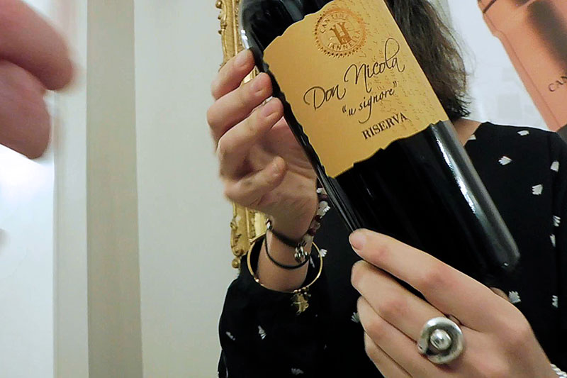 iBESTmag - Go Wine Focus Campania - Cantine Iannella - Don Nicola