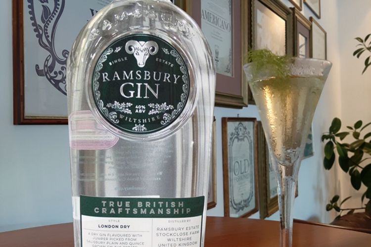 iBESTmag - Gin Ramsbury - Three Movie Cocktail